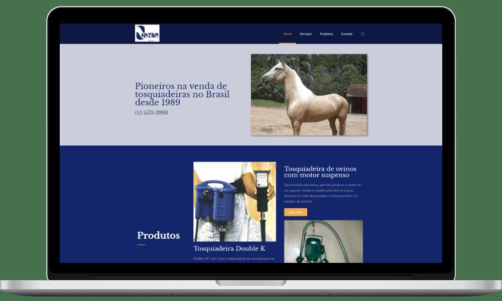 site nativa notebook - Nativa Tosqui