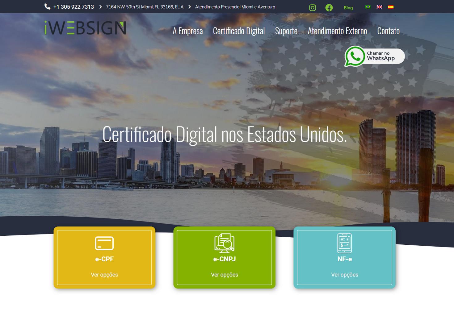 Lajet Digital - Iwebsign